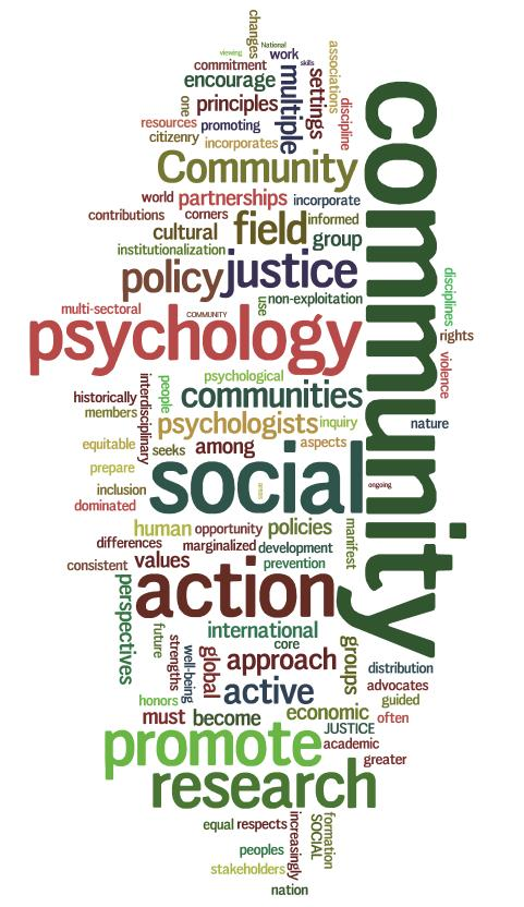 community psychology and public health